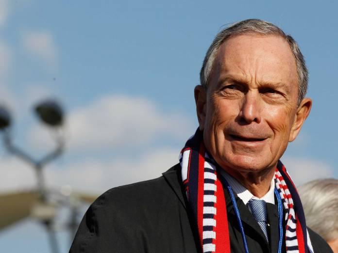 Rubens-Bloomberg uomini più ricchi del mondo