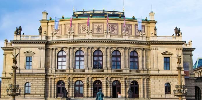 Rudolfinum cose da vedere a Praga