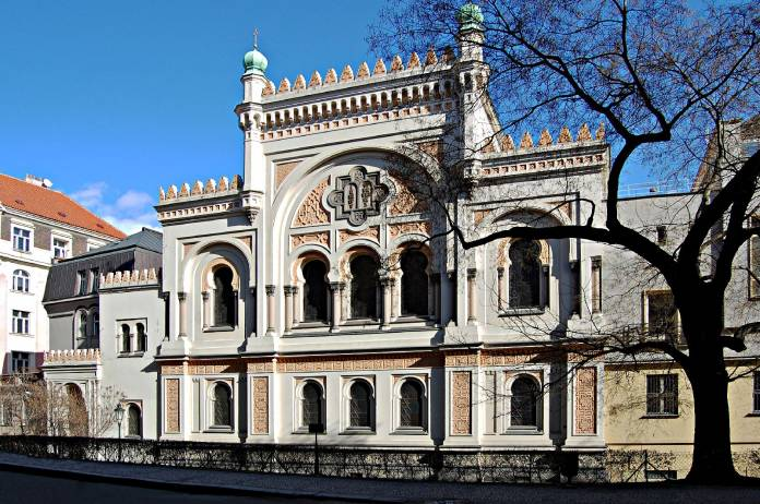 Sinagoga-Spagnola Praga cosa vedere