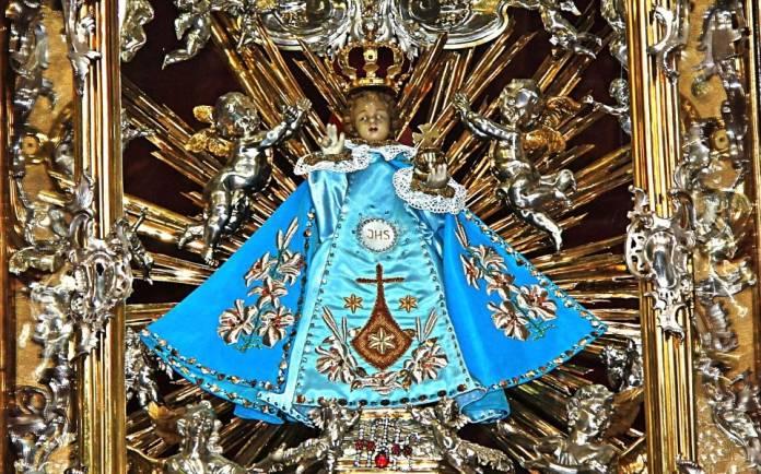 Statua-del-Bambin-Gesù Praga cosa vedere