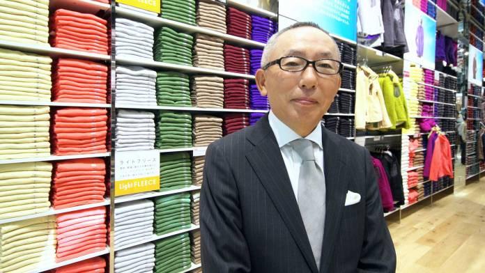 Tadashi Yanai uomo più ricco del Giappone