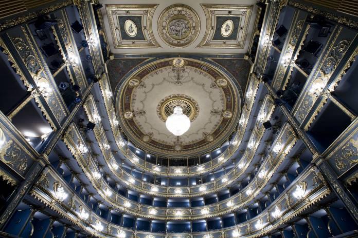 Teatro degli Stati Praga cose da vedere