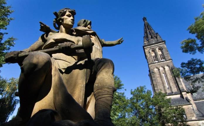 Vysehrad Praga luoghi di interesse