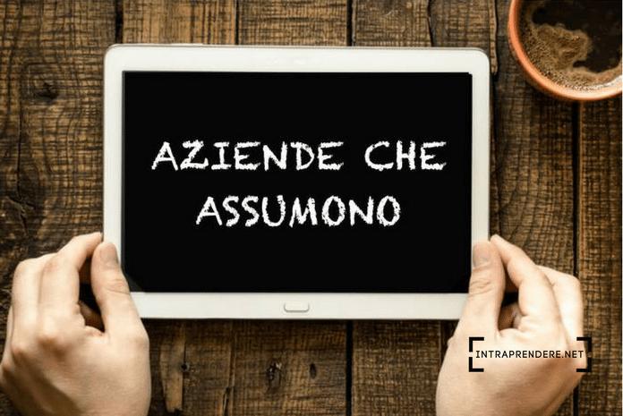 Le 50 Aziende che Assumono in Italia: Principali Offerte di Lavoro e Link per Candidarsi