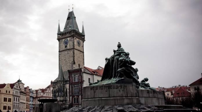 monumento Jan Hus Cosa vedere a Praga