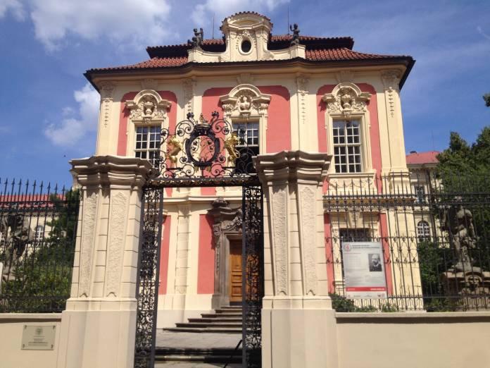museo-Dvořák cosa vedere a Praga