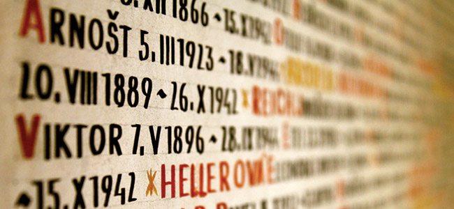 sinagoga-pinkas luoghi di interesse Praga