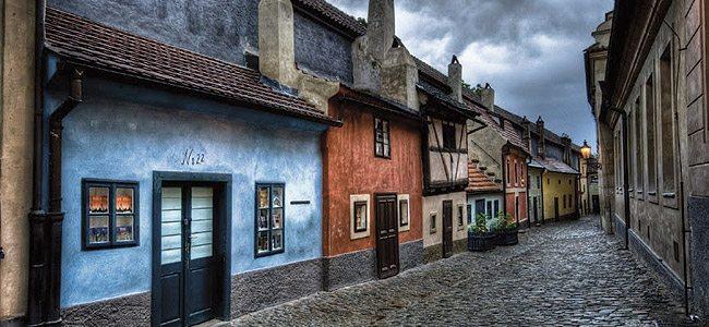 vicolo-d-oro luoghi di interesse a Praga