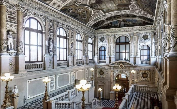 Burgtheater Vienna cose da vedere