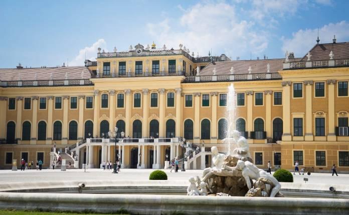 Castello Schönbrunn Vienna Cosa Vedere