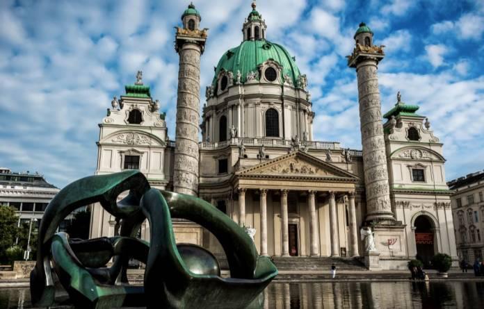 Chiesa San Carlo Borromeo Cosa vedere a Vienna