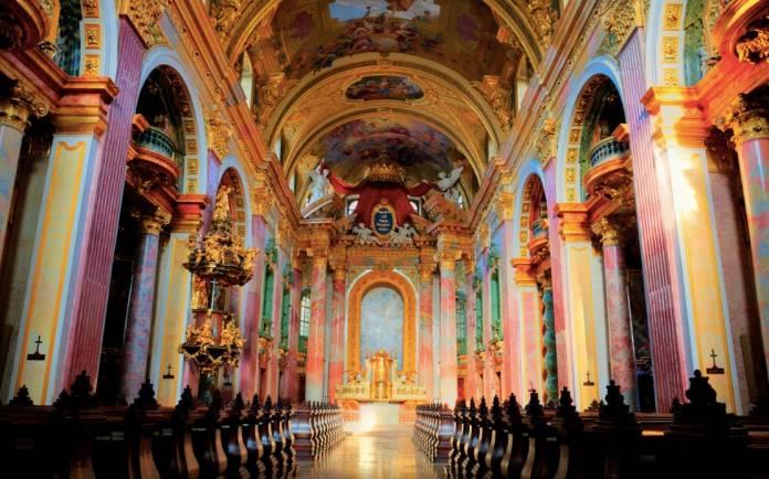 Chiesa dei Gesuiti Vienna cose da vedere