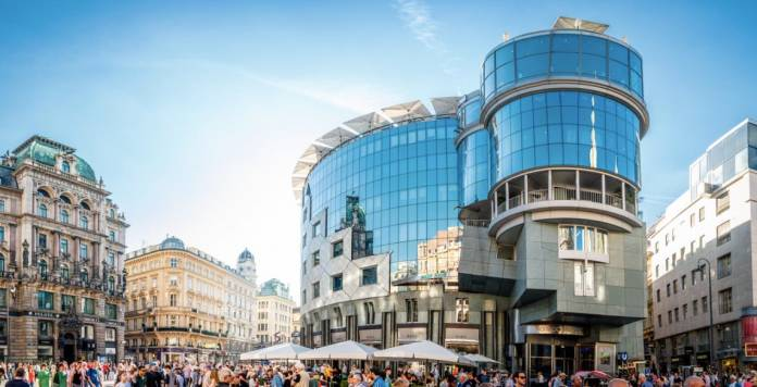 Graben Vienna Cosa vedere