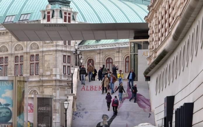 Museo Albertina Vienna Cose da vedere