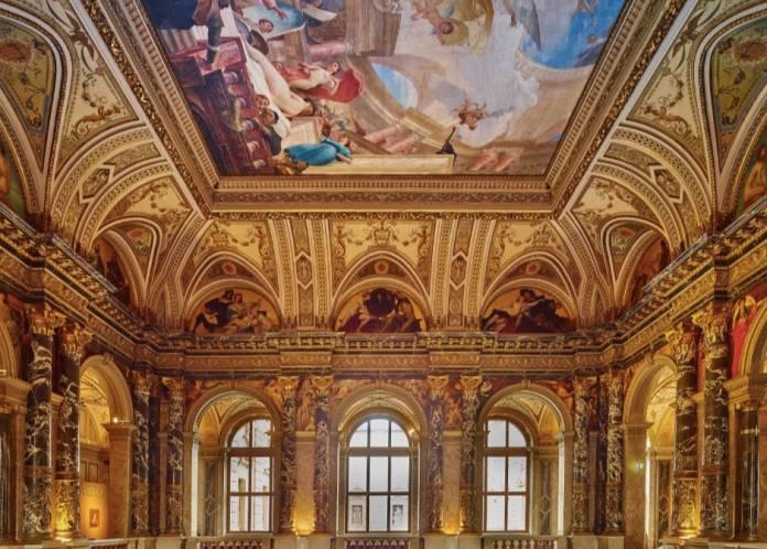 Vienna Museo Storia Arte