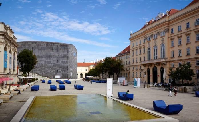MuseumsQuartier Quartiere Musei Vienna Luoghi da vedere