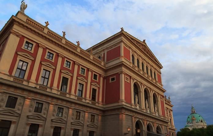 Musikverein Auditorium Vienna Cose da vedere