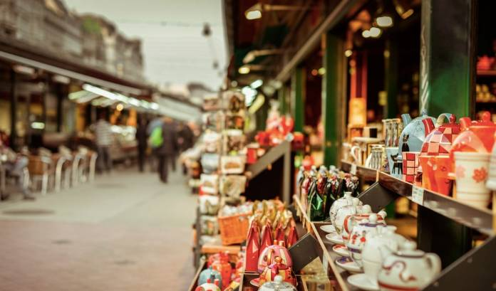 Naschmarkt Mercato Vienna Cosa visitare