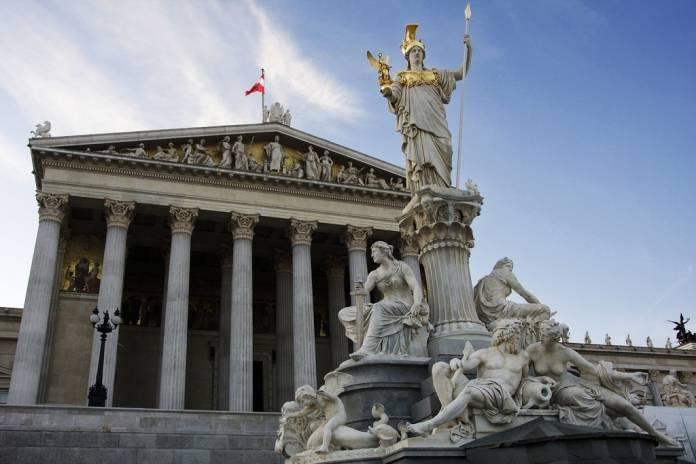 Parlamento Vienna cose da vedere