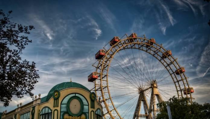 Rieserand Ruota Panoramica Vienna cose da fare