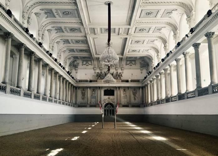 Scuola Equitazione Spagnola Vienna Cose da vedere