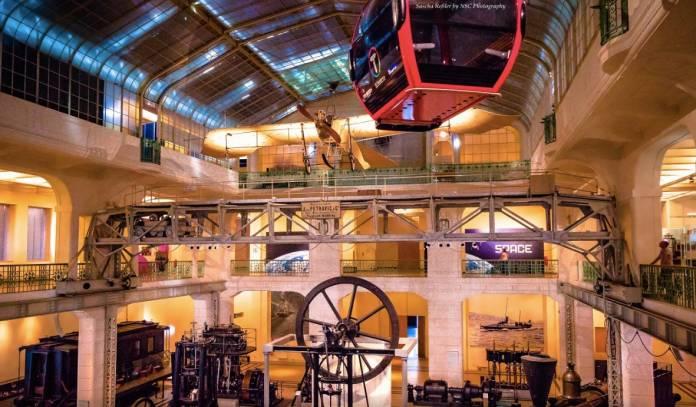 Technisches Museum cosa vedere a Vienna
