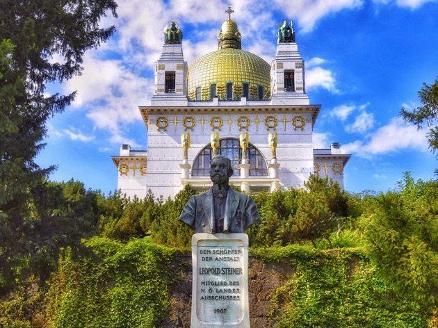 chiesa San Leopoldo Vienna Cosa vedere