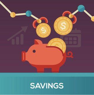 COme diventare ricchi risparmiando