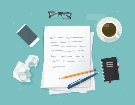 come scrivere una lettera di ringraziamenti