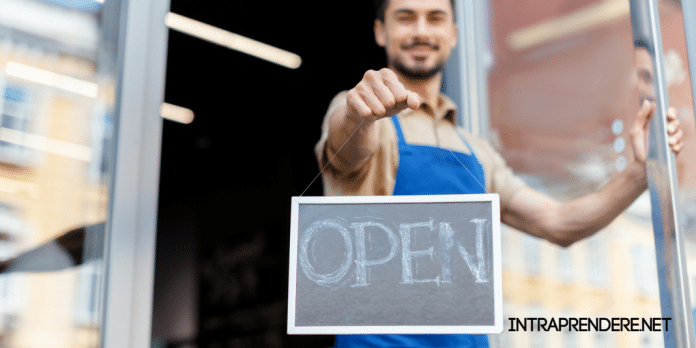 come Aprire un negozio