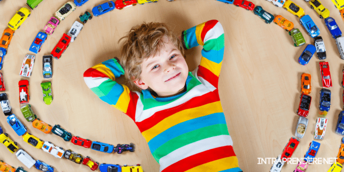 aprire un negozio di giocattoli - franchising giocattoli