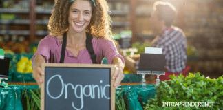 negozio bio, negozio di prodotti biologici
