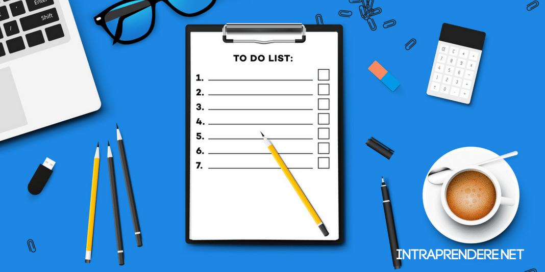 Scopri Come Organizzare al Meglio i tuoi Impegni Grazie ai 7 Metodi Infallibili per Creare una To Do List Davvero Produttiva
