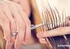 salone da parrucchiere, hair salon