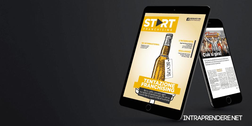 Scopri Start Franchising, il Magazine che ti Tiene Aggiornato sui Trend del Franchising