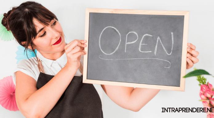 mettersi in proprio, aprire un negozio originale