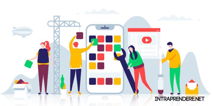 creare un app