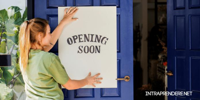 idee per aprire un negozio