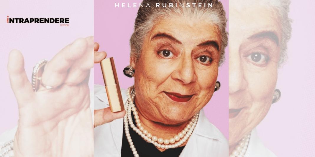 Helena Rubinstein: la Donna che Costruì la Maison di Bellezza di Fama Internazionale