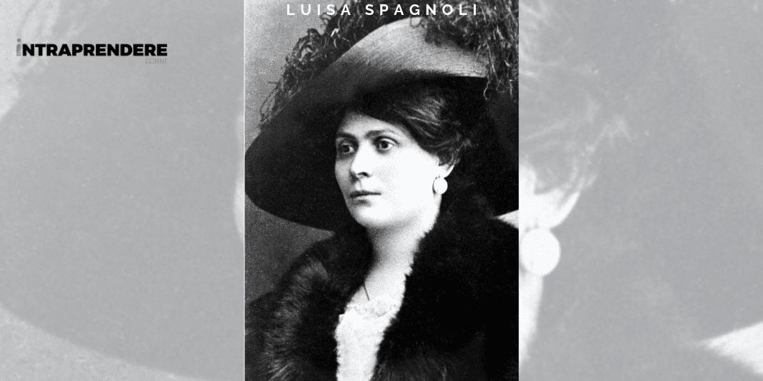 Luisa Spagnoli: la Donna che Inventò il Bacio Perugina e Fondò il Noto Marchio di Abbigliamento che Porta il Suo Nome
