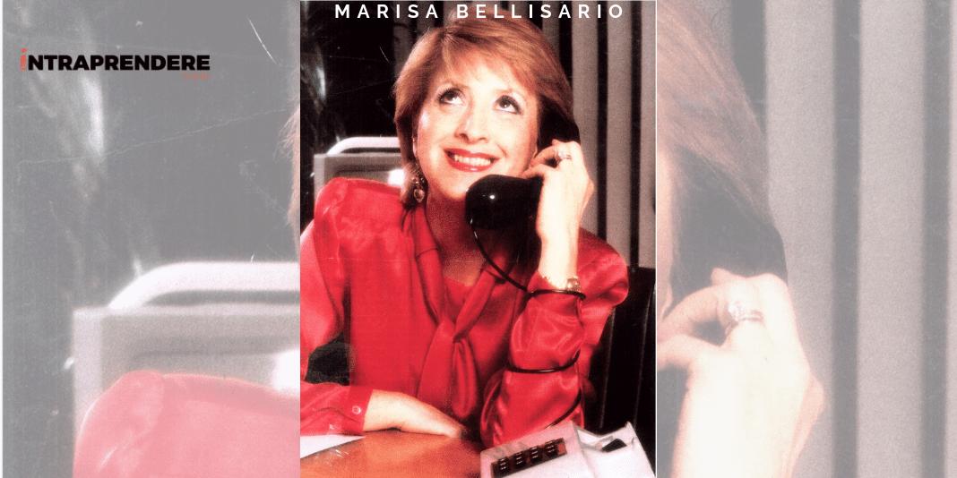 Marisa Bellisario: Prima Donna Premiata Come Top Manager dell'Anno