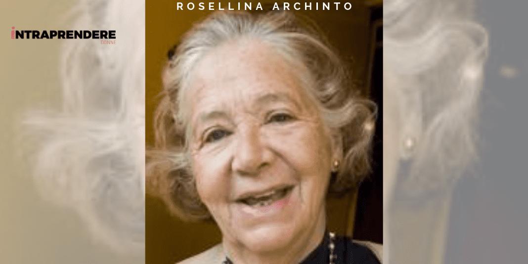 Rosellina Archinto: la Donna che Fece della Cultura il Proprio Obiettivo Creando 3 Case Editirici