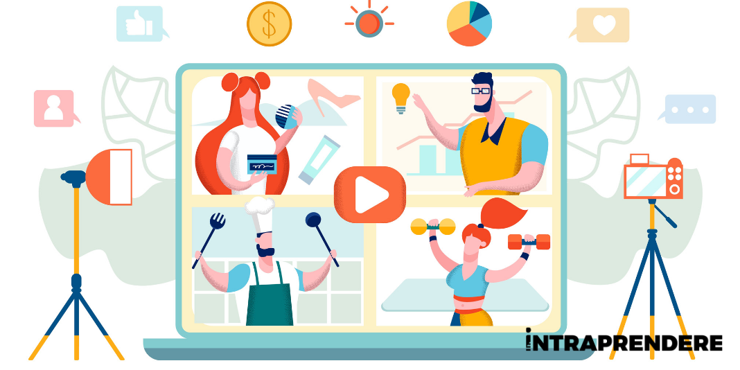 Ecco Come Diventare uno Youtuber e Dare Vita ad un Canale di Successo