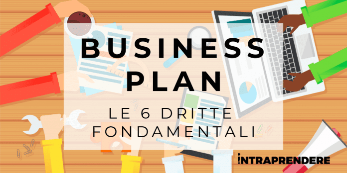 come si fa un business plan, come fare un business plan