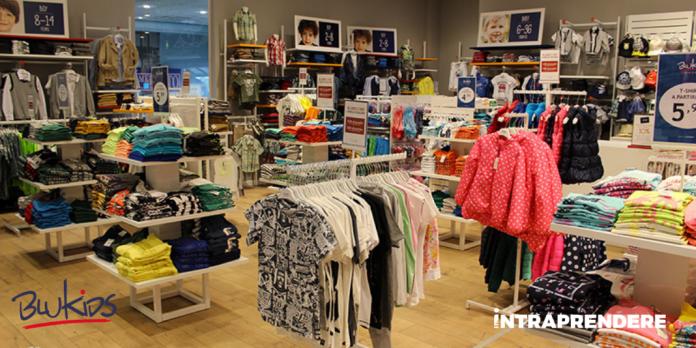 455648cca050af Blukids è il franchising che ti permette di avere il tuo negozio di  abbigliamento per bambini in poche mosse. I negozi Blukids propongono  abbigliamento ...