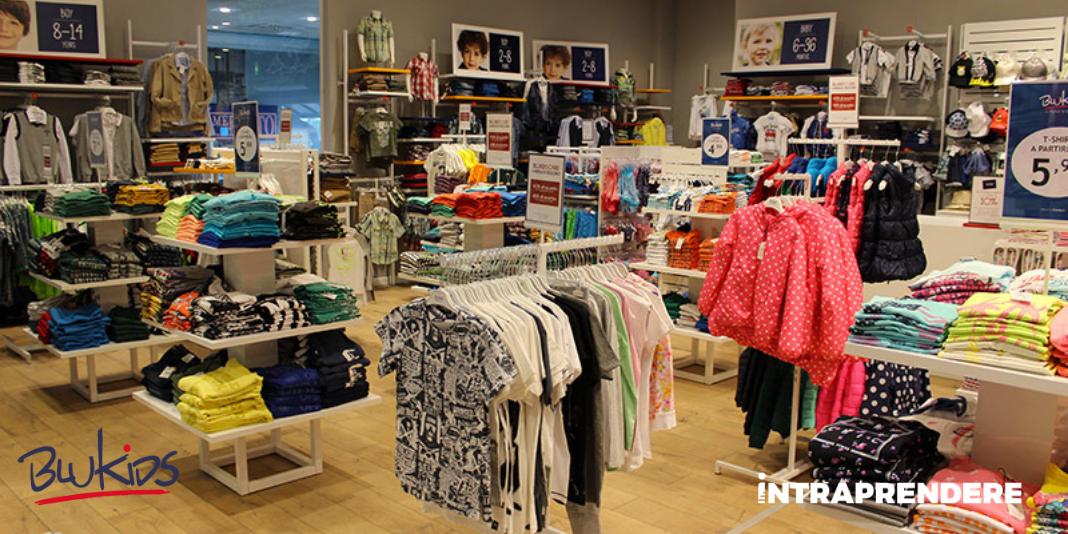 Blukids Franchising: Come Aprire un Negozio di Abbigliamento per Bambini in Franchising
