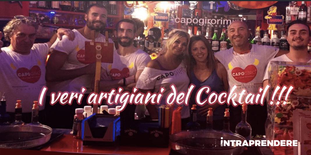 Scopri il Franchising Capogiro e Apri un Cocktail Bar di Tendenza