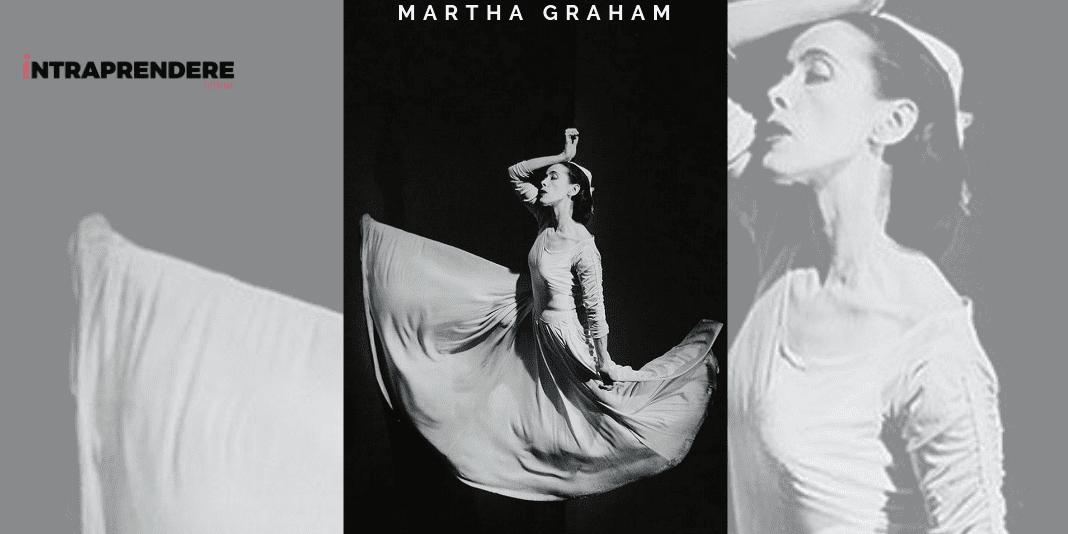 Martha Graham, l'Iconica Madre della Danza Contemporanea Fondatrice della Martha Graham School of Contemporary Dance