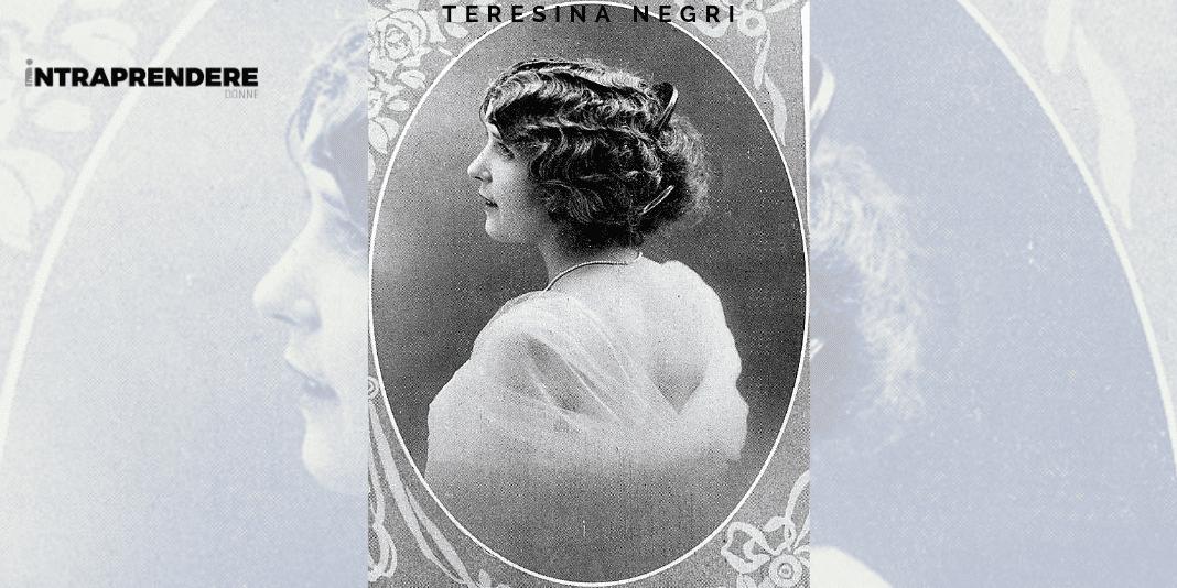 Teresina Negri: la Danzatrice della Bella Epoque dal Grande Spirito Imprenditoriale