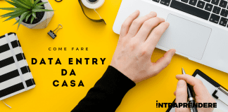 data entry da casa, come fare data entry, guadagnare con il data entry, data entry come funziona